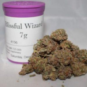 Blissful Wizard Marijuana Strain