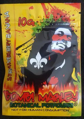 Bomb Marley Herbal Incense 10g
