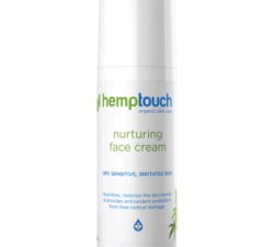 CBD caring facial cream (Hemptouch) 50ml