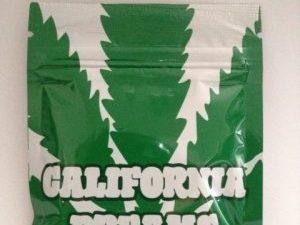 California Dreams Herbal Incense 4g