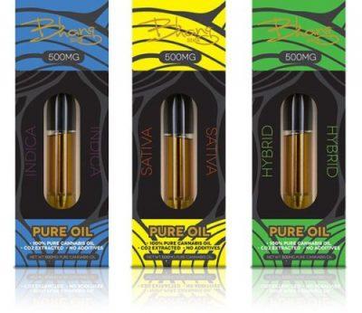Cheese Cannabis Oil Vape Cartridge