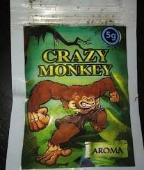 Crazy Monkey Herbal Incense 5g