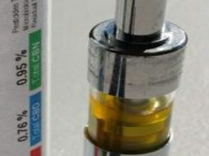 Jack Herer Oil Vape Cartridge