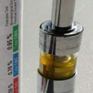 Jack Herer Oil Vape Cartridge