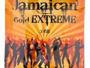 Jamaican Gold Extreme Herbal Incense 3g