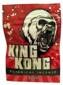 King Kong Herbal Incense 3g
