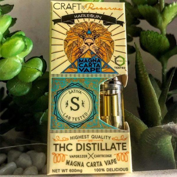 Magna Carta Vape Cartridges