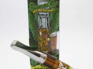 Pineapple Afghani Vape Cartridge