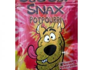 Scooby Snax Herbal Incense 10g