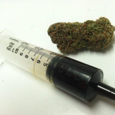 big foot II cannabis oil