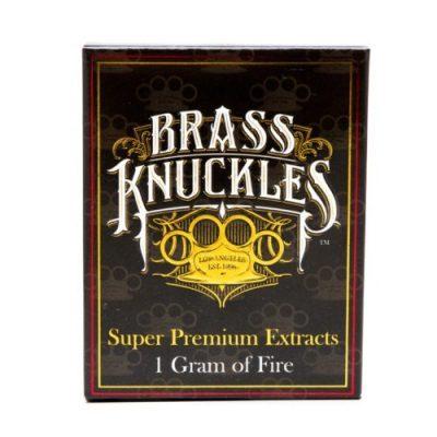 brass knuckles shatter