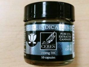 buy indica chill capsules 10 pack