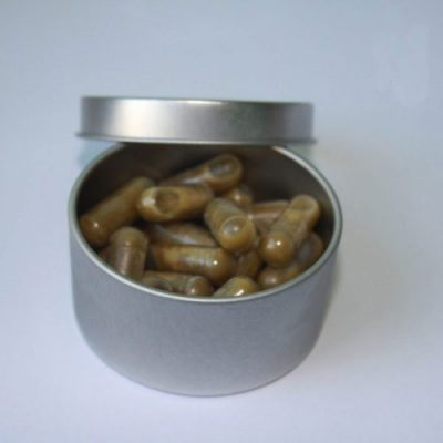 cannabis fat burner capsules